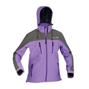 Huk Women/'s Packable Rain Jacket H6400001