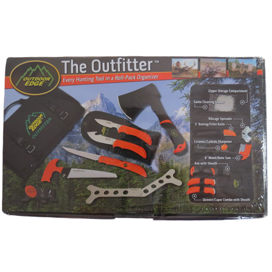 The Outfitter - Outdoor Edge