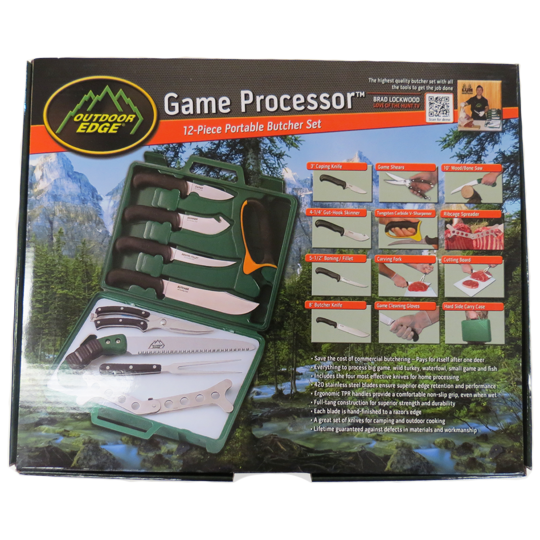 Game Processor Knives - Outdoor Edge