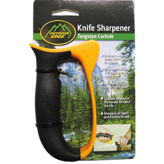 CARBIDE SHARPENER - OUTDOOR EDGE