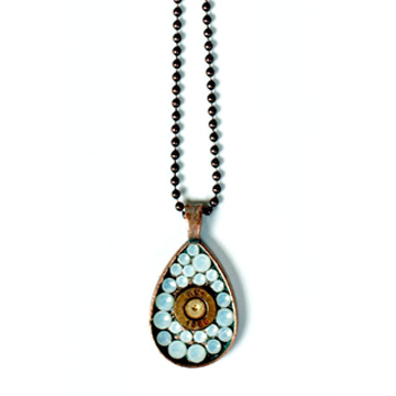 Pretty Hunter Urban Cowgirl Opulant Opal Necklace