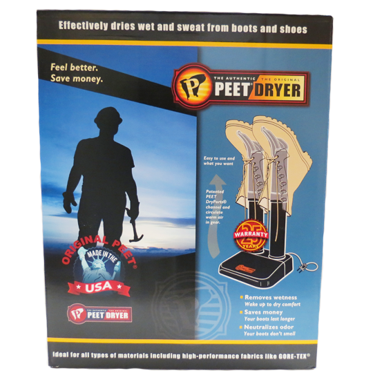 PEET SHOE DRYER - MODEL: ORIGINAL PEET DRYER