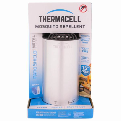 Thermacell Patio Shield Metal Edition