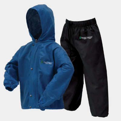 Frogg Toggs® Polly Woggs Kids Rain Suit