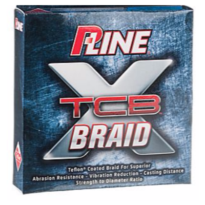 P-Line XTCB Braided Line - Green  *DISCONTINUED*