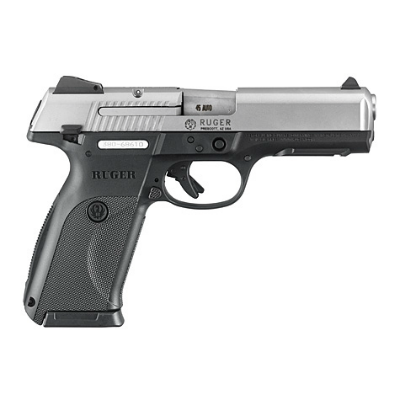 Ruger SR45 .45 ACP Stainless 10+1