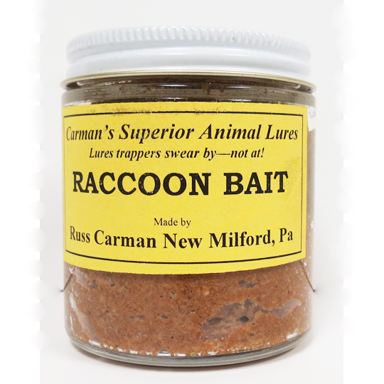 Raccoon Lure & Bait