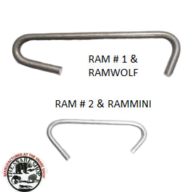 Safety Hook for Ram Power Snares