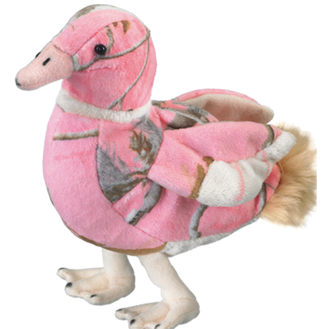 Realtree Pink Plush Critters - Stuffed Animals