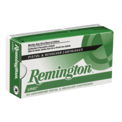 Remington UMC 9mm 115 Gr Metal Case - OUT OF STOCK