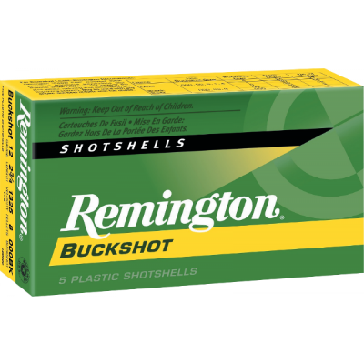 Remington Express Buckshot 20 ga -  2 3/4