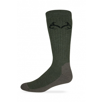 Realtree Mens Outdoorsman Socks