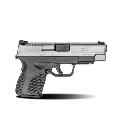 Springfield Armory XDS 9mm DA PST 4B/SS
