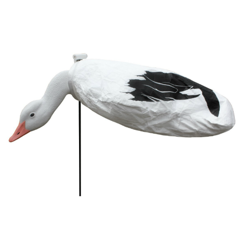 White Rock Feeder Snow Goose Windsocks - 12 Pack