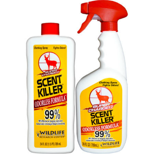 SCENT KILLER® SUPERCHARGED® 24 OZ SPRAY/REFILL*DISCONTINUED*