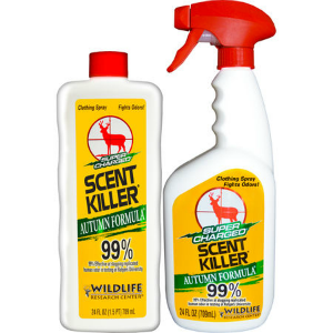 SCENT KILLER® AUTUMN FORMULA - 24 OZ SPRAY & REFILL
