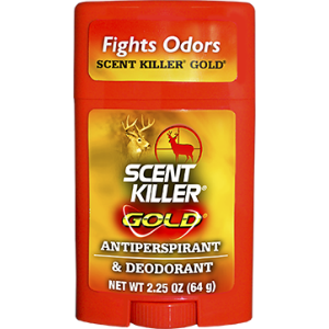 Scent Killer Gold Anti-Perspirant & Deodorant