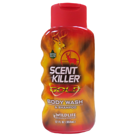 Scent Killer® Gold Wash & Shampoo - 12 oz
