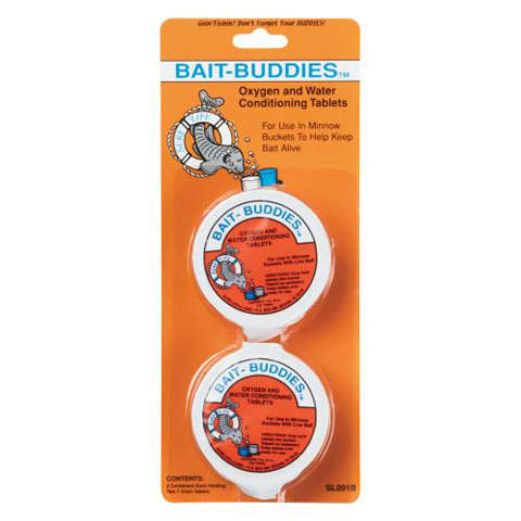 Bait Buddies - Oxygen & Water Conditioning Tablets