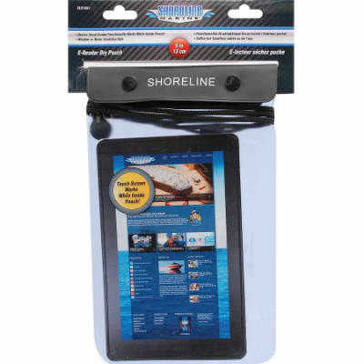 Shorline Marine E-Reader Dry Pouch - Tablet Pouch
