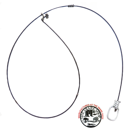 HOLD'EM SNARE - BLACK CABLE