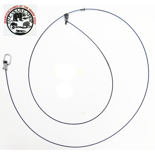 COYOTE CATCHER SNARES - BLACK CABLE