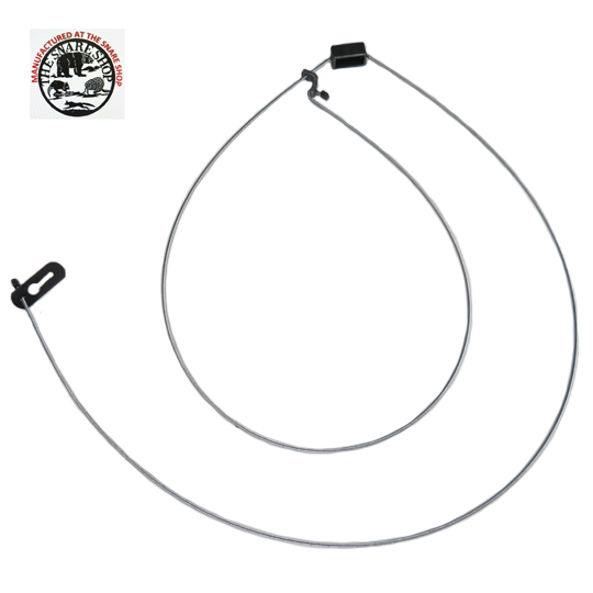 The Snare Shops Hog, Bear, Wolf, or Alligator Snare 5/32 Cable