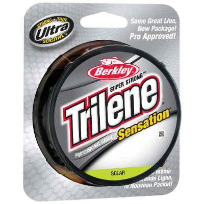 Berkley Trilene Sensation Fishing Line - Solar