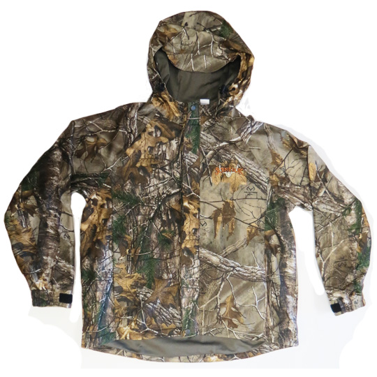 Scent-Lok Thundertek Waterproof Jacket - Non Insulated **DISCONTINUED**