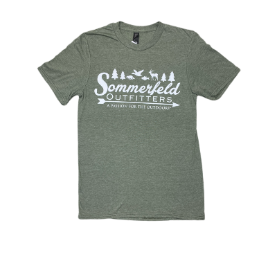 *NEW* Sommerfeld Outfitters T-Shirt - Anvil Lightweight Blend