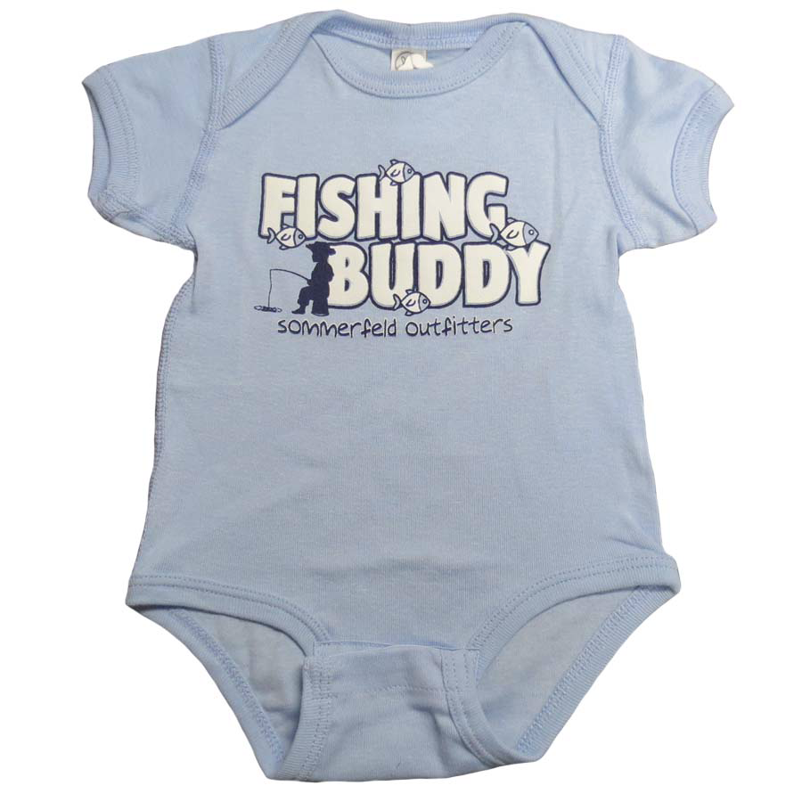 Sommerfeld Outfitters Fishing Buddy Shirt - Light Blue