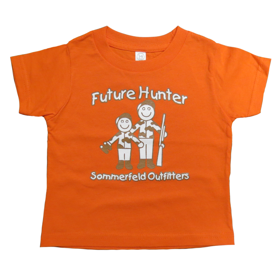 Sommerfeld Outfitters Future Hunter Toddler Shirts