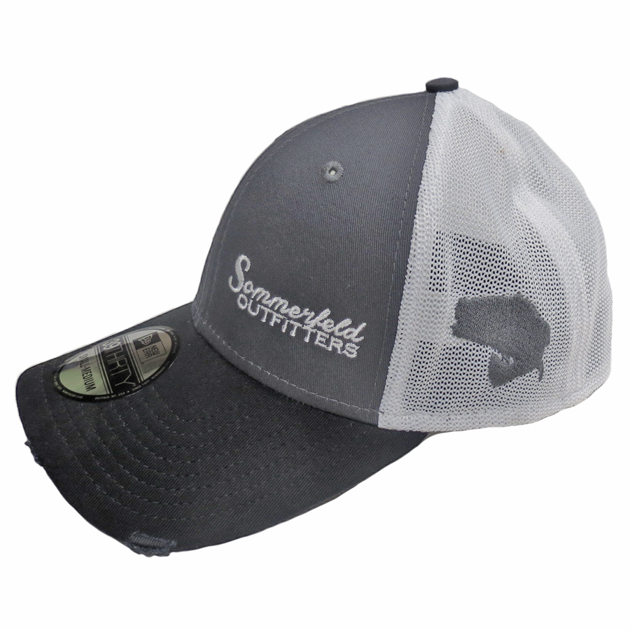 Sommerfeld Outfitters Hat - Fish Embroidery