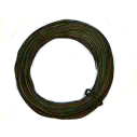 BLACK #9 GAUGE SUPPORT WIRE