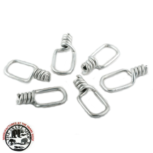 9 Gauge Snare Snare Swivels
