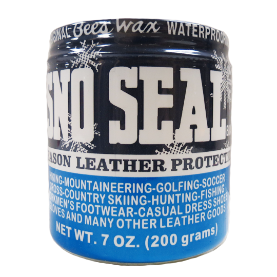 SNO-SEAL WAX - 8 oz. CAN