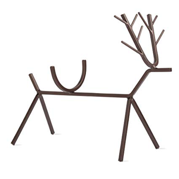 Reindeer Winde Bottle Holder