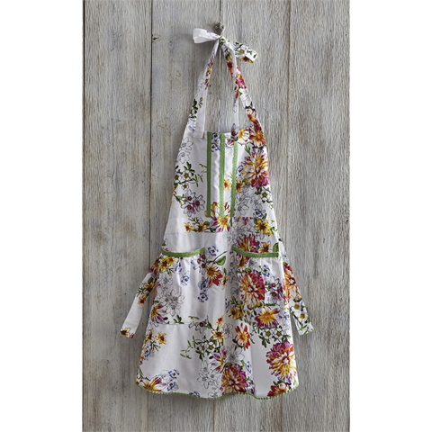 Bloom Flower Apron