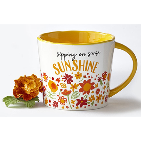 Sipping On Sunshine Mug