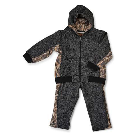 Trailcrest Mossy Oak Toddlers Cambrillo Hoodie & Pants