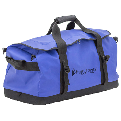 Frogg Toggs PVC Tarpaulin Waterproof Duffel Bag OUT OF STOCK