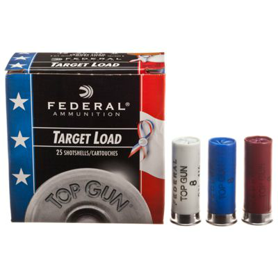 Federal Target Load Top Gun 12 Ga 2 3/4