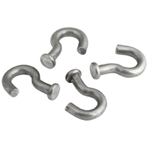 Heavy Duty 6 Gauge J-Hooks