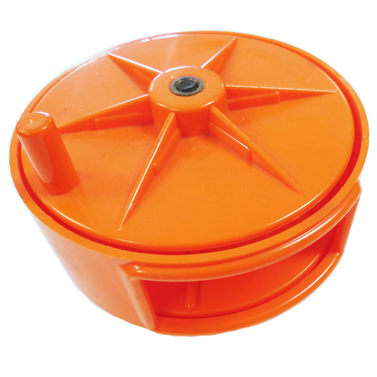 tie wire reel e-z reeler-The Snare Shop