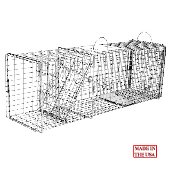 TOMAHAWK LIVE TRAP - PRO SERIES - MODEL 608.2SS