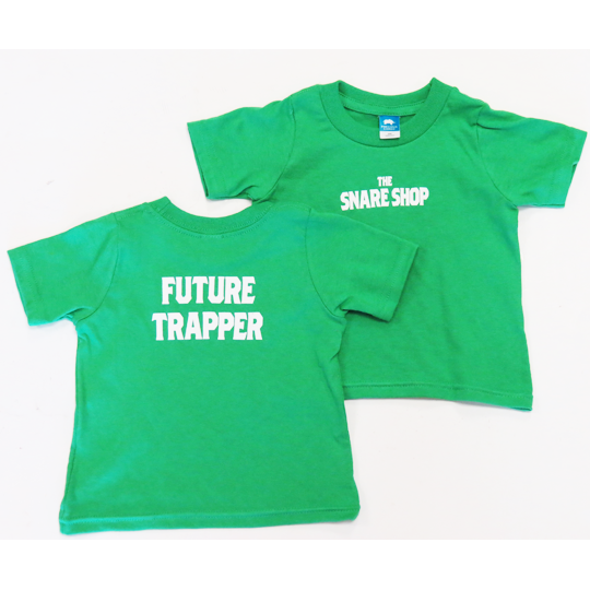 FUTURE TRAPPER SHIRTS- GREEN