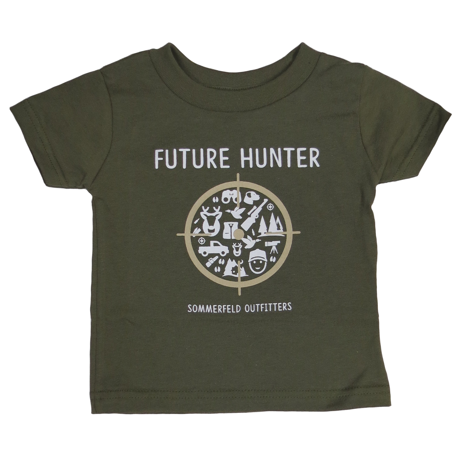 Sommerfeld Outfitters Future Hunter Military Green