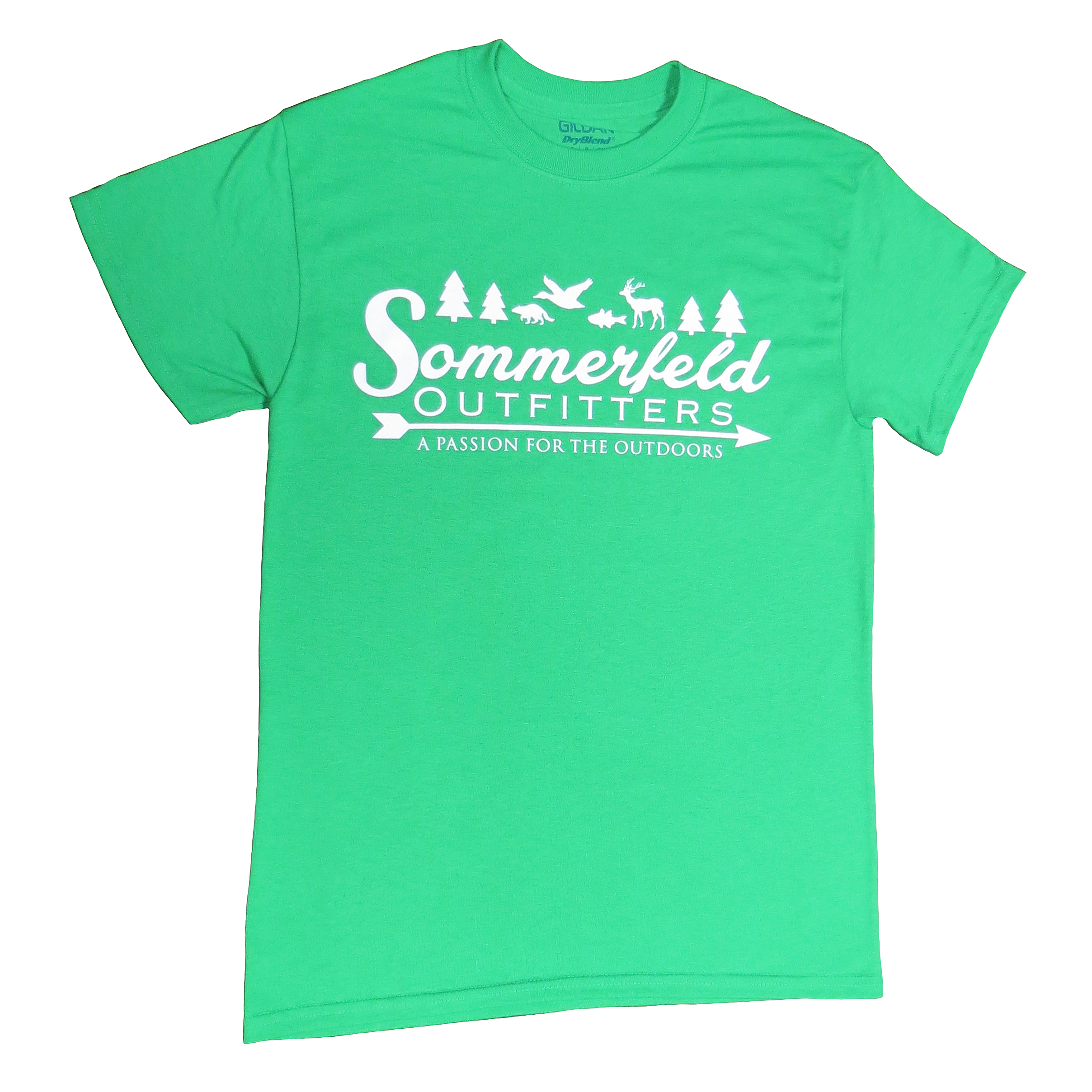 Sommerfeld Outfitters Adult T-Shirt - Irish Green
