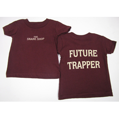 TODDLER T-SHIRTS MAROON