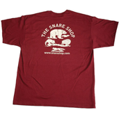 YOUTH T-SHIRT MAROON